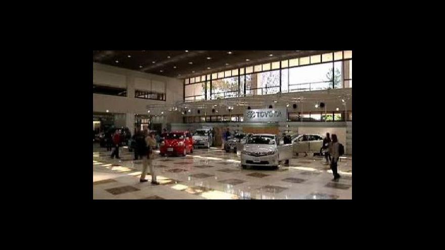 Video Toyota zaplatí miliony