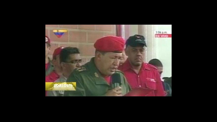 Video Chávez si vládne po svém