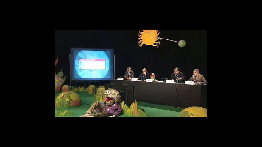 Video Brífink k programovým novinkám ČT1