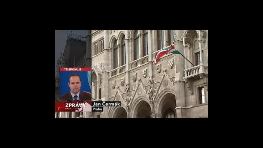 Video Telefonát Jana Čermáka