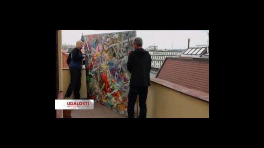Video Reportáž Lucie Klímové