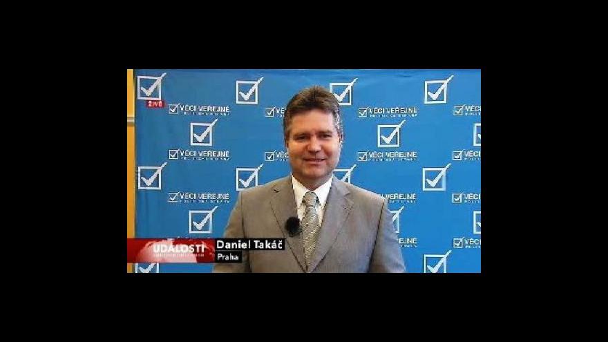Video Konference Věcí veřejných
