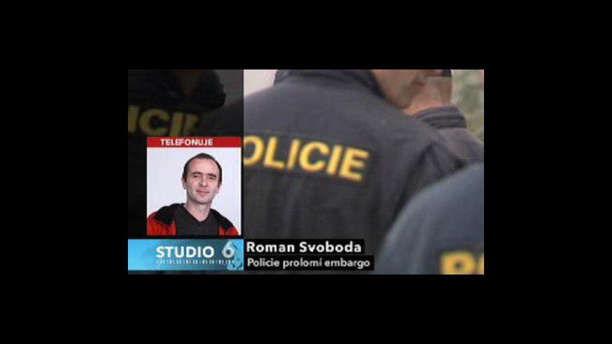 Video Telefonát moderátora Romana Svobody