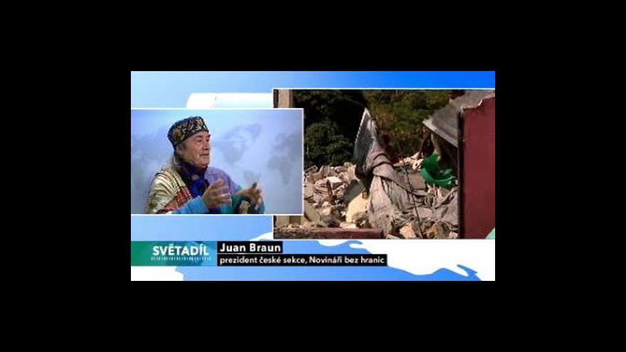 Video Rozhovor s Juanem Braunem