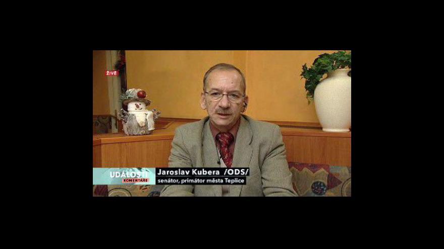 Video Vstup Jaroslava Kubery