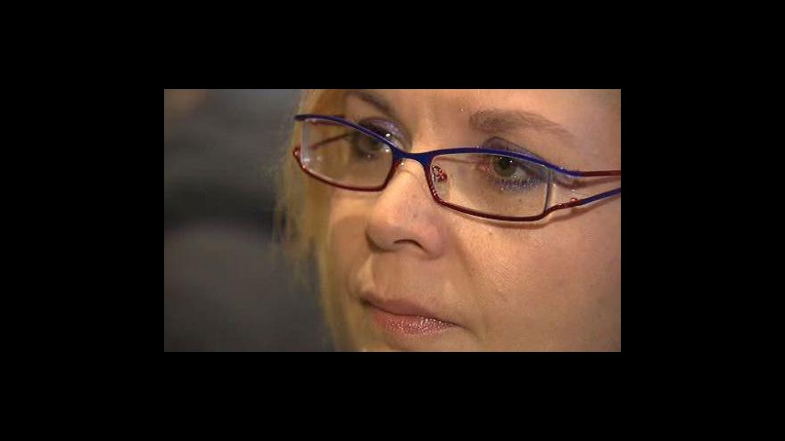Video Daniela Kovářová a náměstek ministra Filip Melzer ve Studiu ČT24