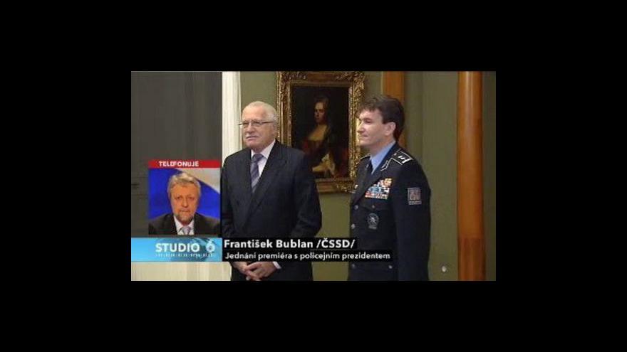 Video Rozhovor s Františkem Bublanem