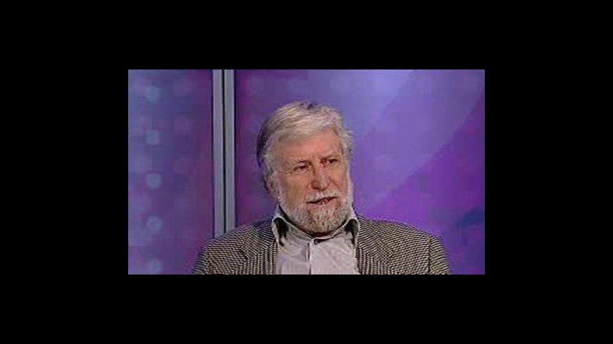 Video Rozhovor s Ivanem M. Havlem