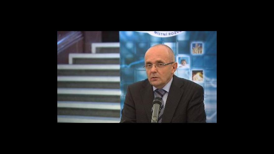Video Tisková konference k deregulaci nájemného