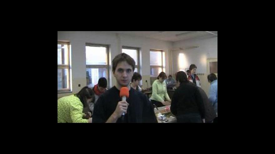 Video Reportáž Petra Pokorného