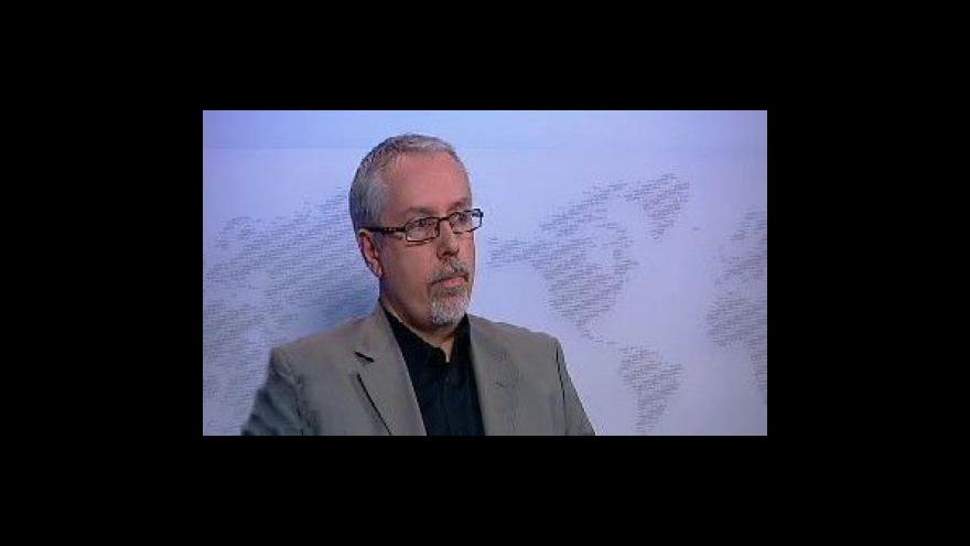 Video Rozhovor s Ondřejem Černým