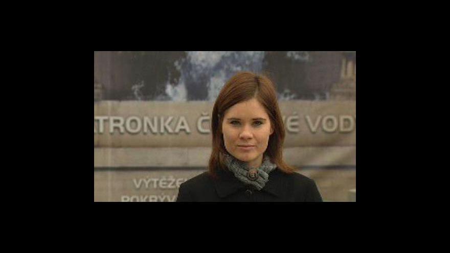 Video Reportáž Terezy Pultarové