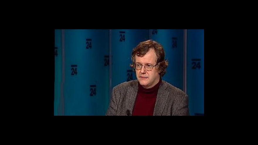 Video Rozhovor s Petrem Zahradníkem