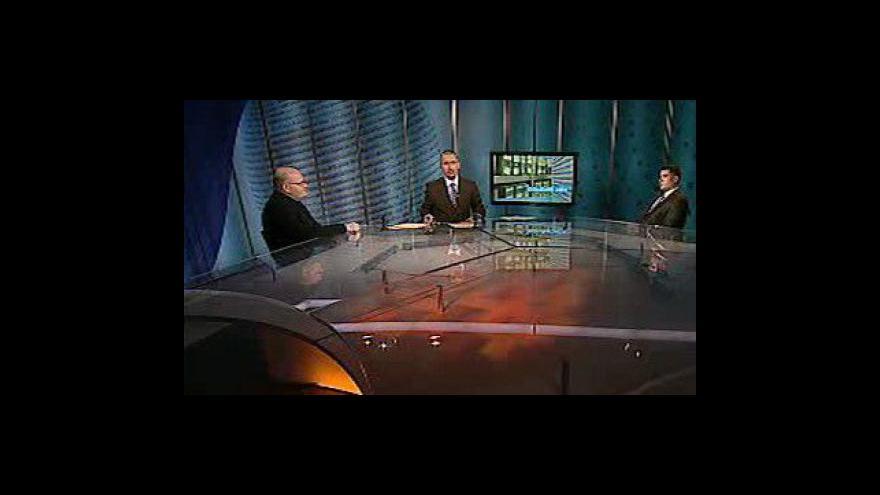 Video Rozhovor s Danielem Hermanem a Lukášem Cvrčkem