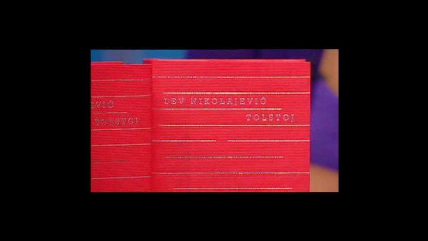 Video Libor Dvořák o L. N. Tolstém