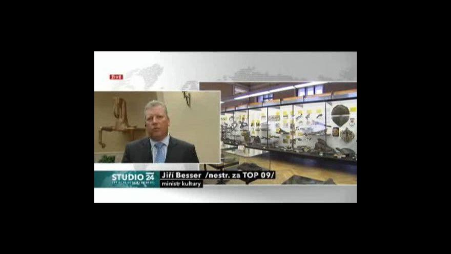Video Rozhovor s J. Besserem po rozhodnutí