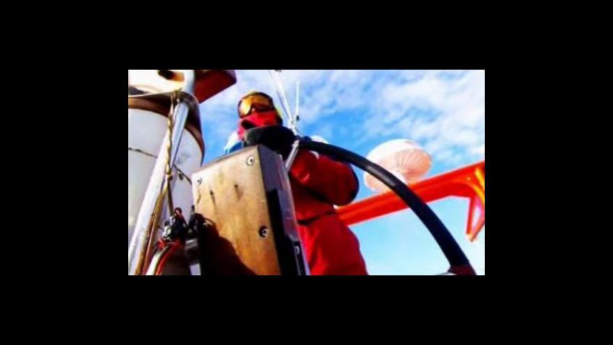 Video Mladí Rusové obepluli svět Severním ledovým oceánem