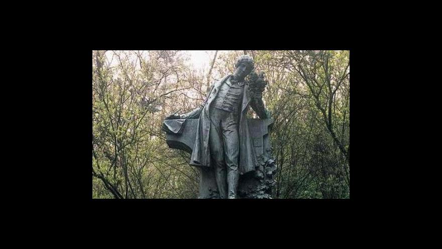 Video Dalibor Dobiáš o Máchovi