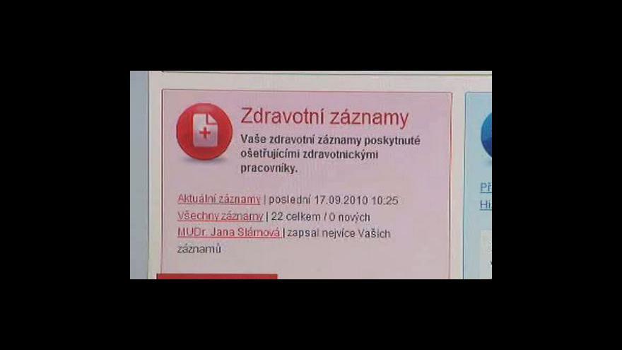 Video Reportáž Václava Svobody a Kamily Štichové
