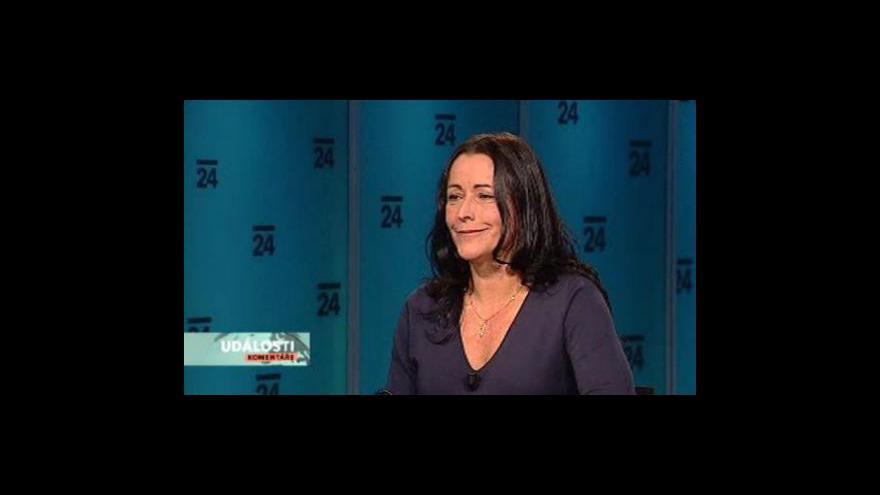 Video Rozhovor s Hanou Fifkovou