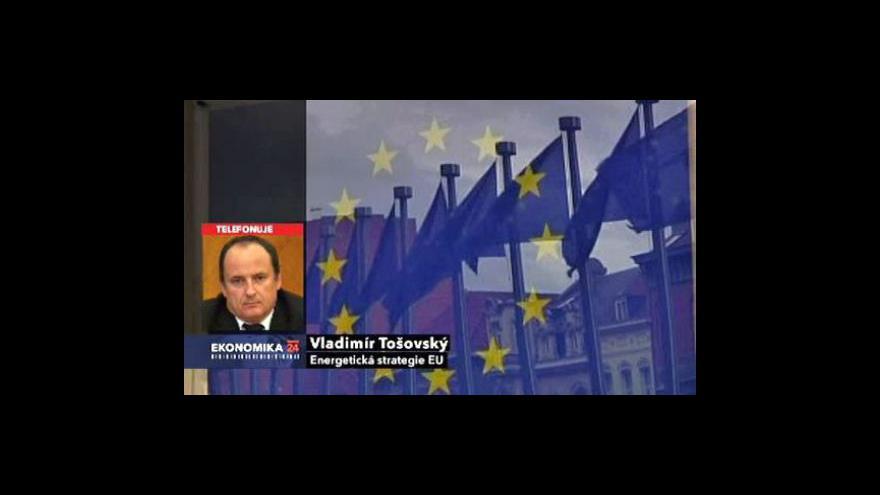 Video Rozhovor s Vladimírem Tošovksým