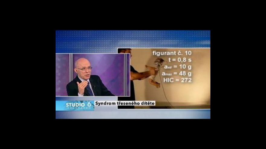 Video Rozhovor s Jiřím Strausem