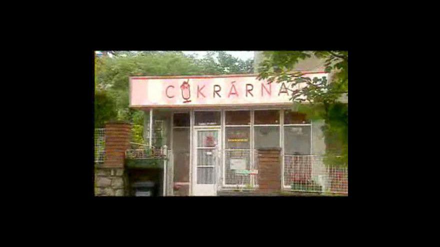 Video Titulní píseň seriálu Cukrárna