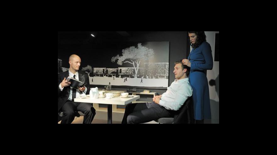Video Reportáž J. Svobody a P. Schubertové / rozhovor s Marií Reslovou