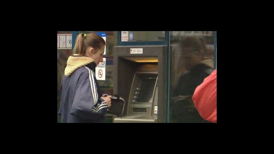 Video Finanční gramotnost Čechů