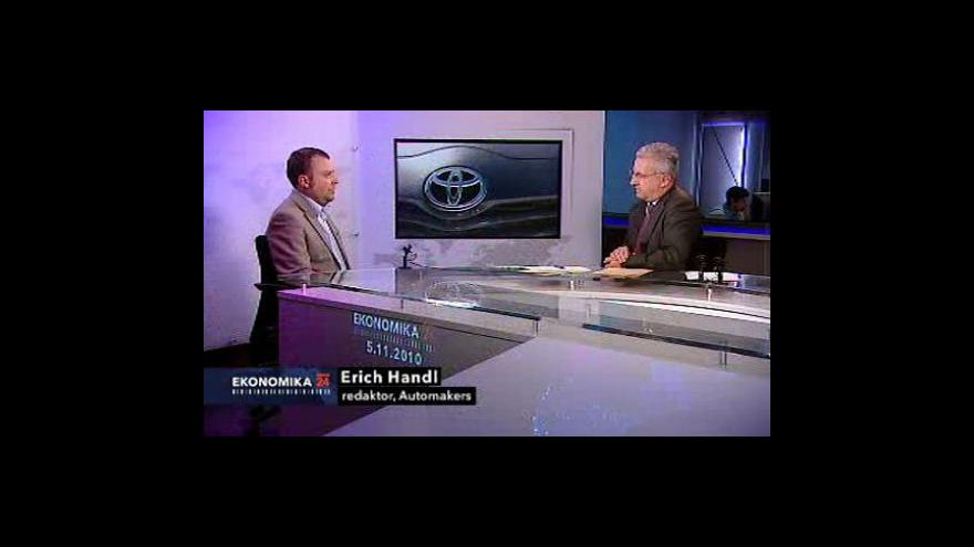 Video Rozhovor s Erichem Handlem
