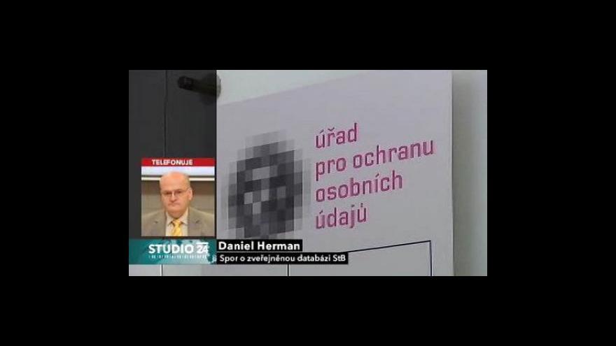 Video Rozhovor se Stanislavem Pencem a Danielem Hermanem