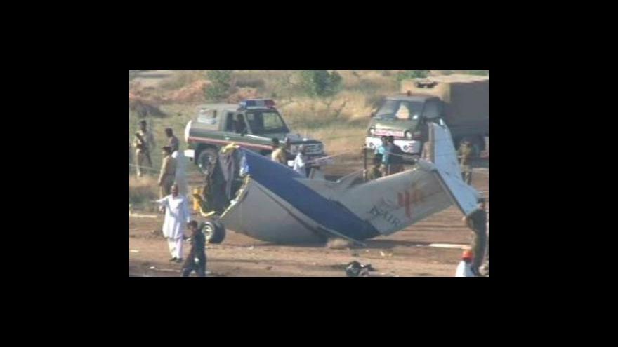 Video Nehody na Kubě a v Pákistánu nikdo nepřežil