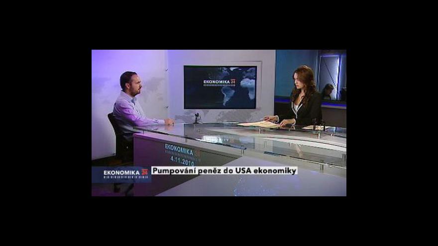 Video Rozhovor s analytikem ČSOB Janem Čermákem
