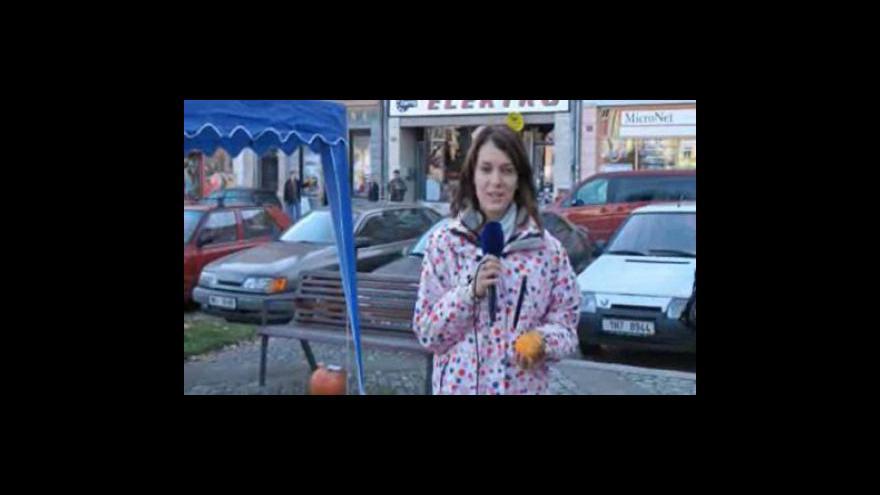 Video Reportáž Lucie Lexmanové