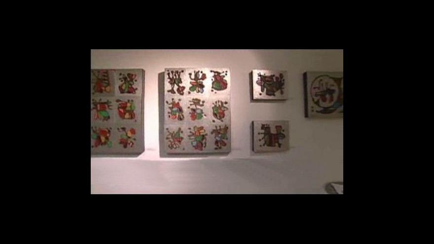 Video Z Českého centra Praha informuje Barbora Peterová