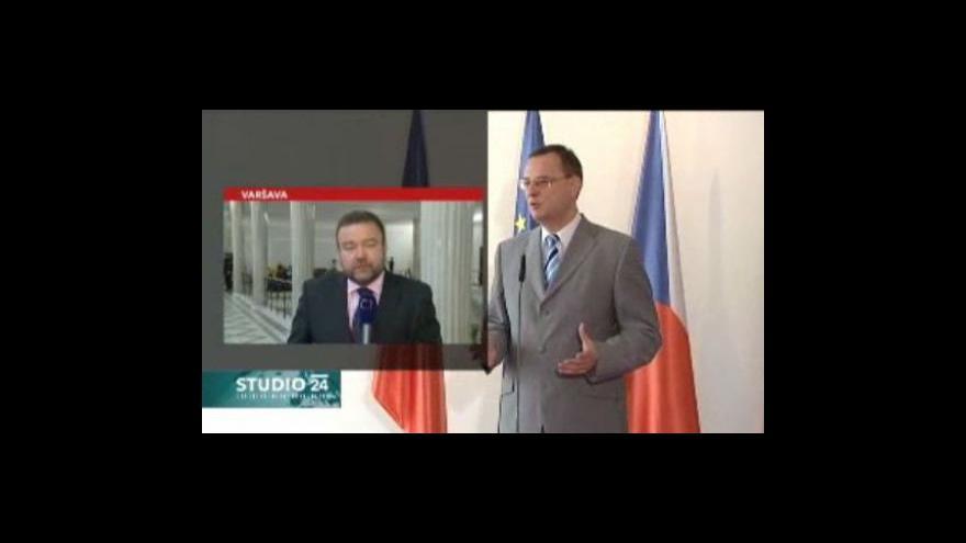 Video Vstup Miroslava Karase