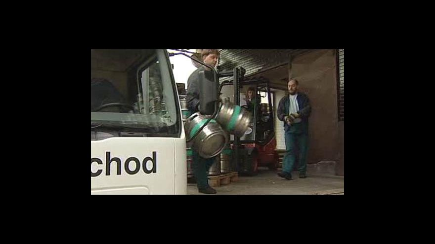 """Video České \""""eko\"""" pivo"""