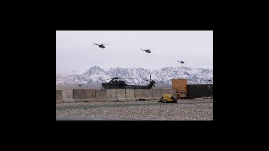 Video Poslanci schválili navýšení vojáků v Afghánistánu