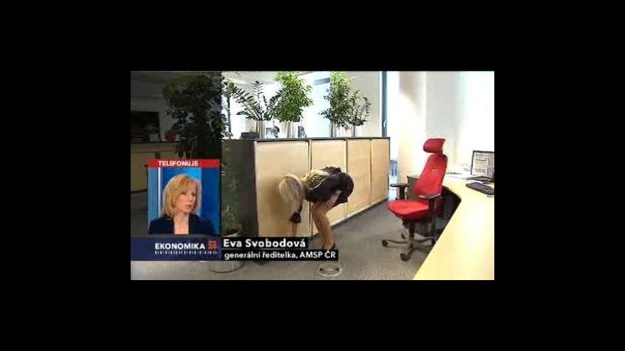 Video Rozhovor s Evou Svobodovou