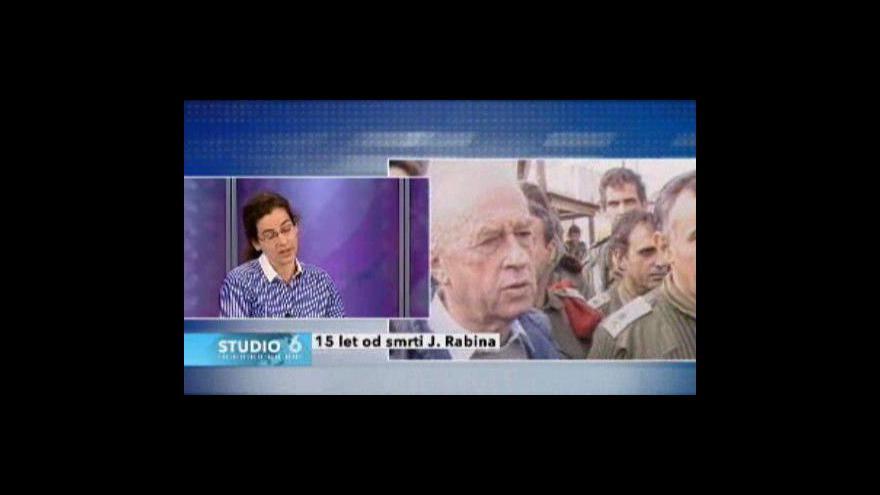 Video Rozhovor s Irenou Kalhousovou