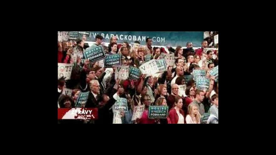 Video Američané vystaví účet Obamovi a demokratům