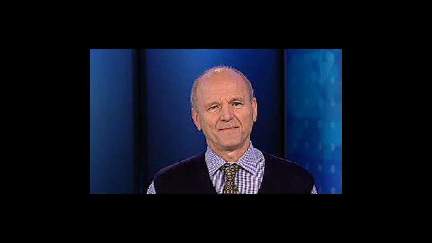 Video Rozhovor s Janem Kolářem v pořadu Před polednem