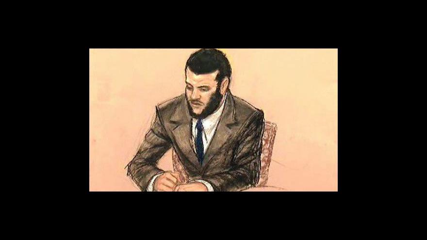 Video Omar Khadr odsouzen na 40 let