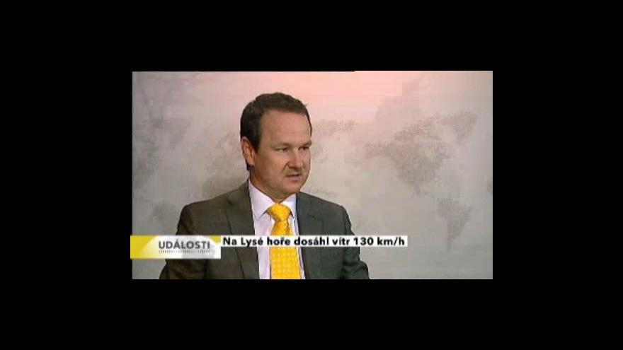 Video Rozhovor s Pavlem Karasem