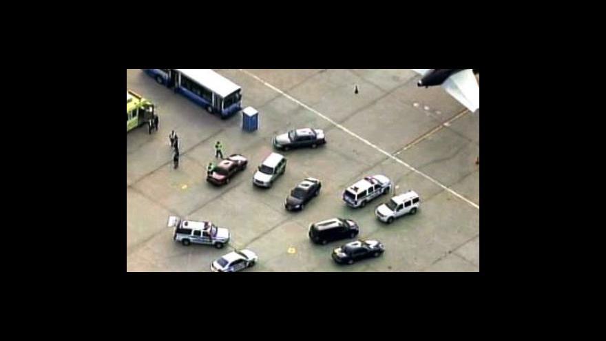 Video V letadlech do USA se našly výbušniny
