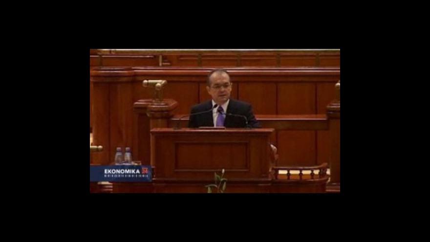 Video Rumunsko na ekonomické křižovatce
