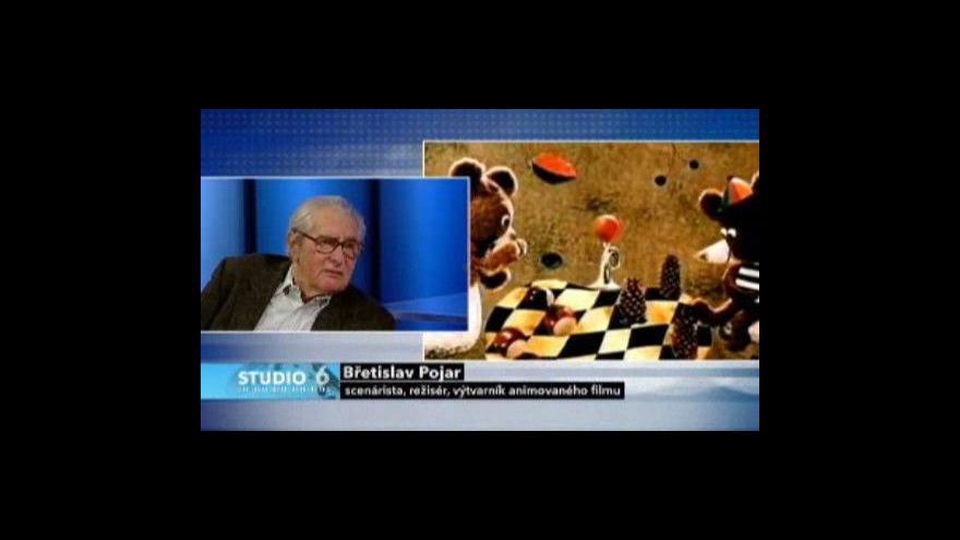 Video Rozhovor s Břetislavem Pojarem