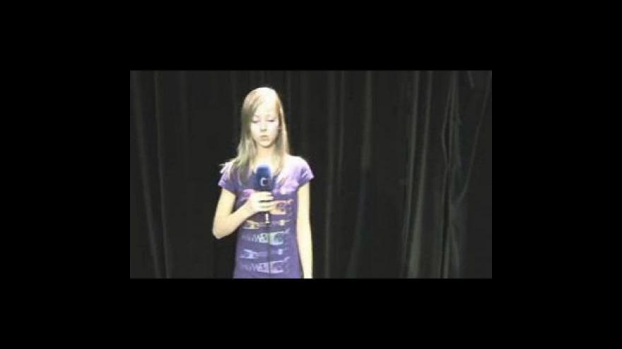 Video Reportáž Venduly Šmejkalové