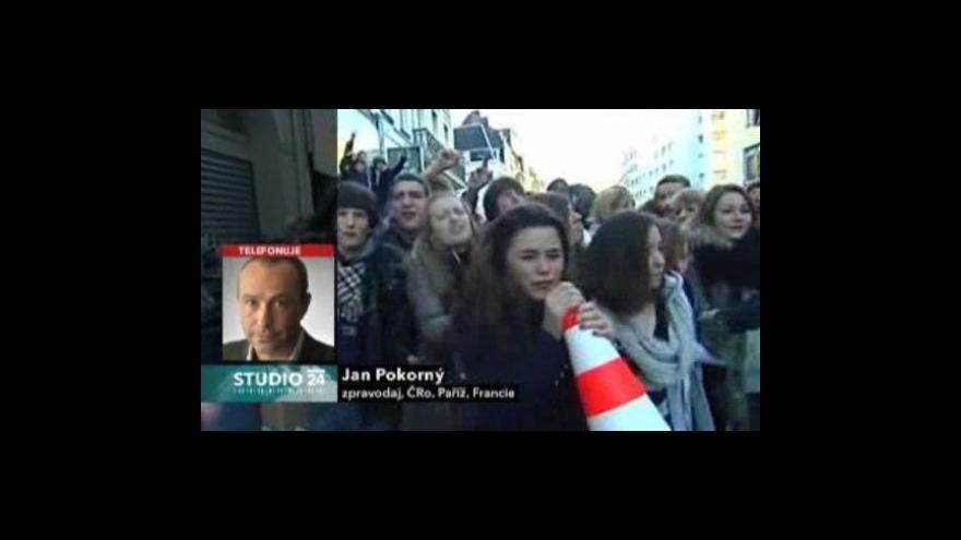 Video Telefonát Jana Pokorného