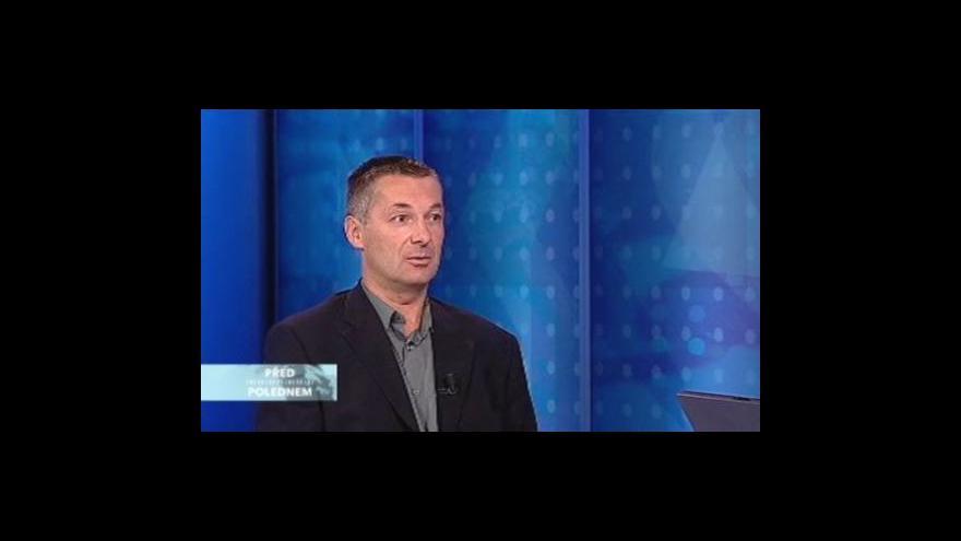 Video Rozhovor s Vítem Štěpánkem